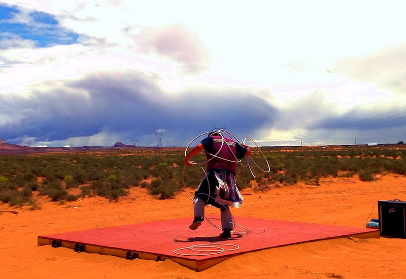 Antelope-Navajo-Dance