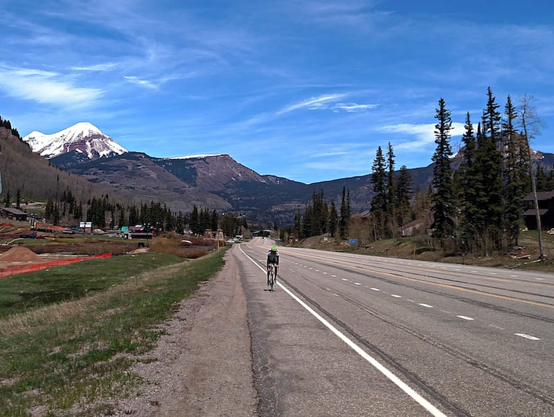 Biking the Million Dollar Highway – Durango to Silverton