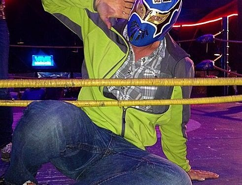 Our Night of Lucha Libre