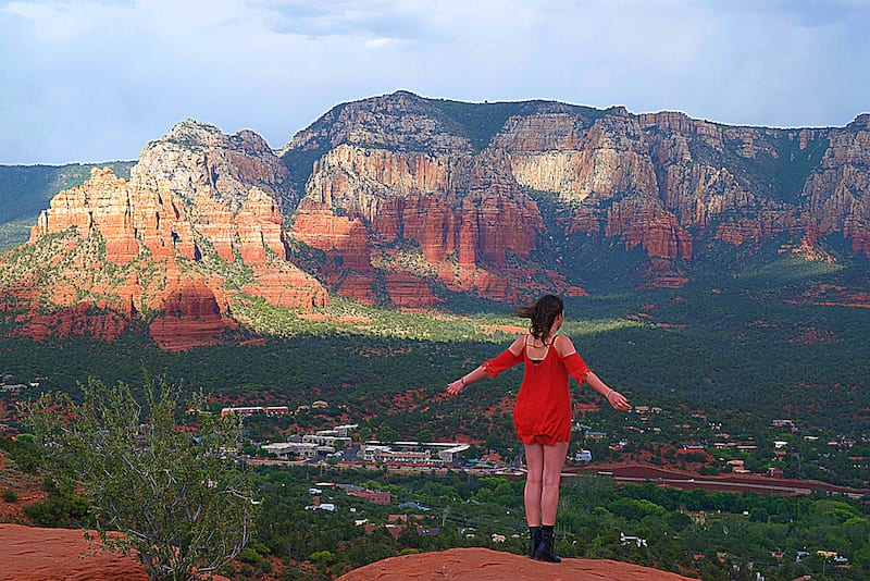 Sedona Quick Trip Tips: Red Rock Photos Without the Fees