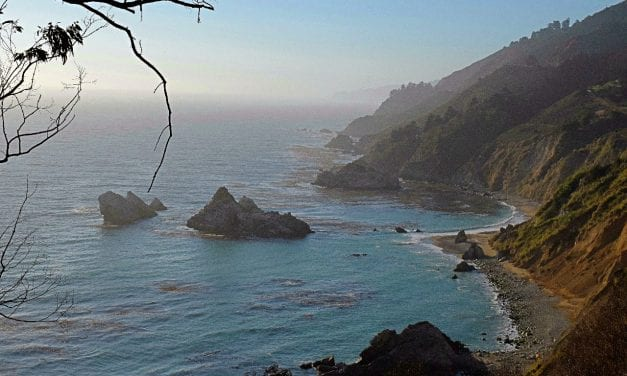 Driving the Big Sur Coast