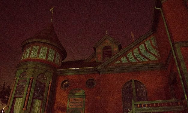 Ghost Touring in Haunted San Diego