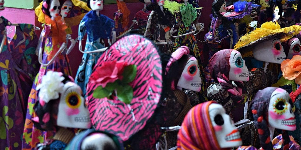 Day of the Dead in Tijuana