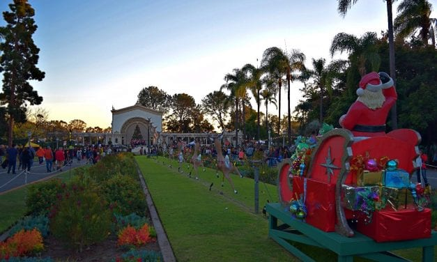 Balboa Nights – Absolutely worth visiting San Diego