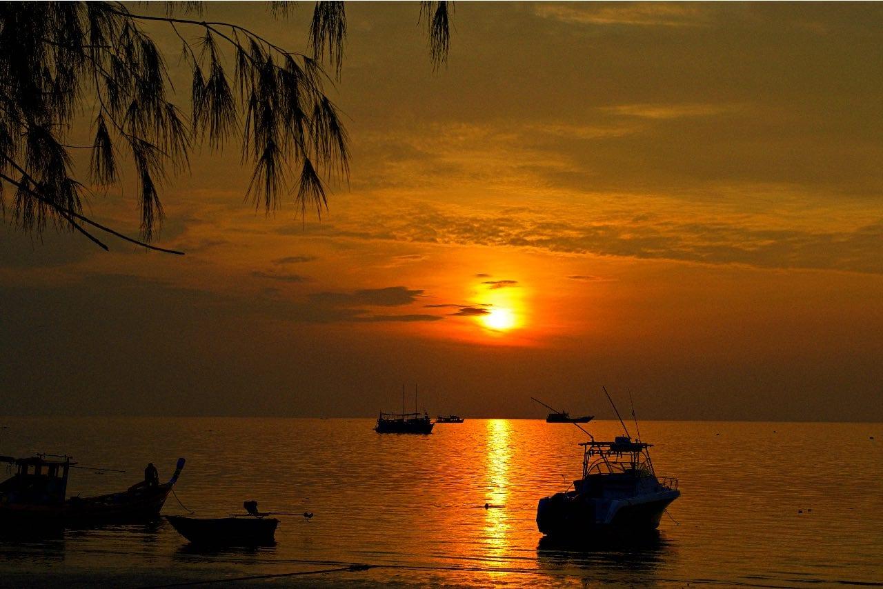 Koh-Tao-sunset