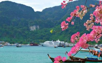 Exploring The Andaman Sea – Phuket, Phi Phi and Railay