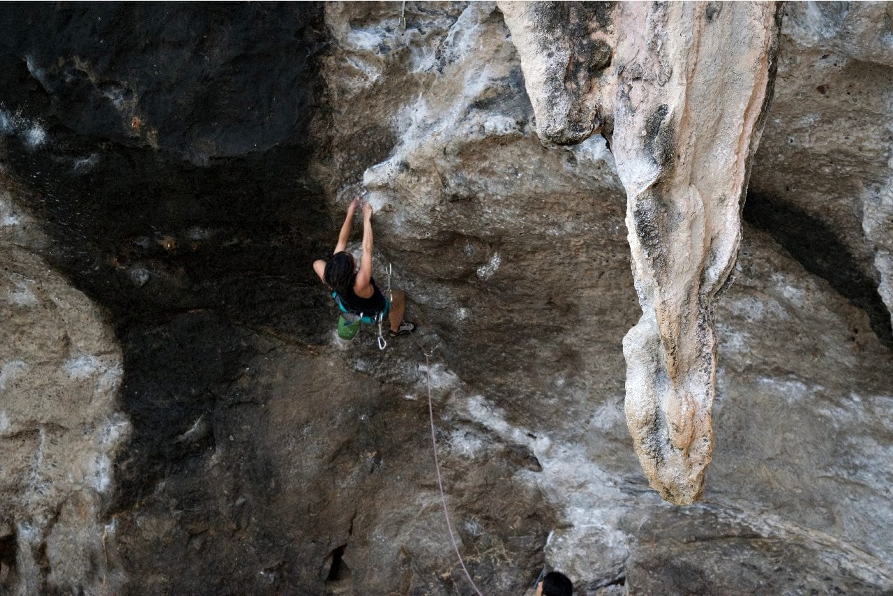 Rock-climbing-Railay