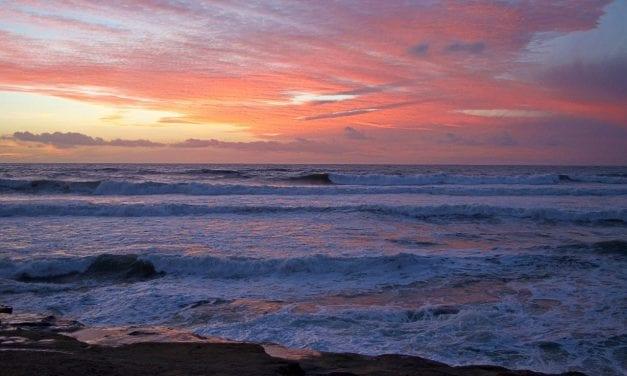 Sunset Cliffs Natural Park California