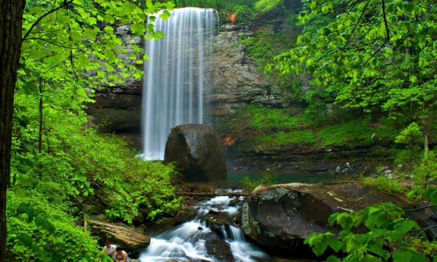 Cloudland Canyon Hiking and Photography Guide