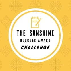 Sunshine Blogger Roll Call