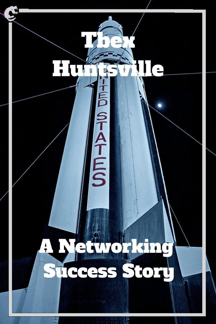 Tbex Huntsville Pin