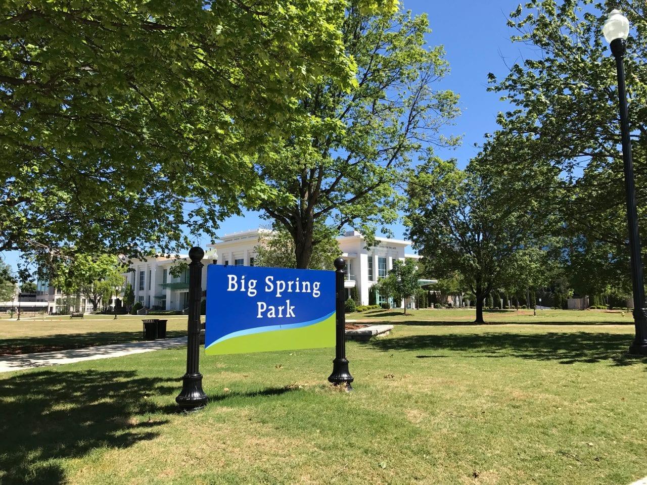 Big Springs Park