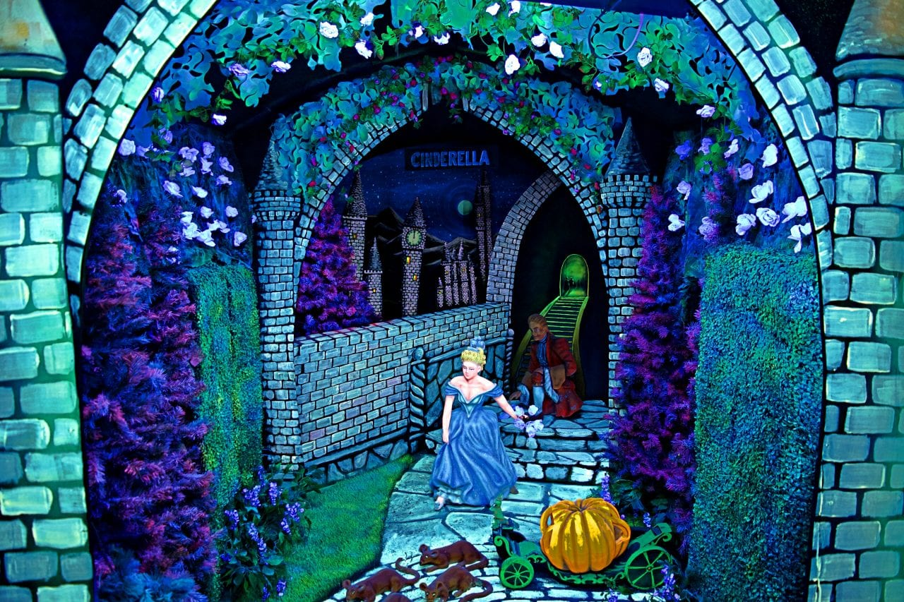 Cinderella at Fairyland Caverns
