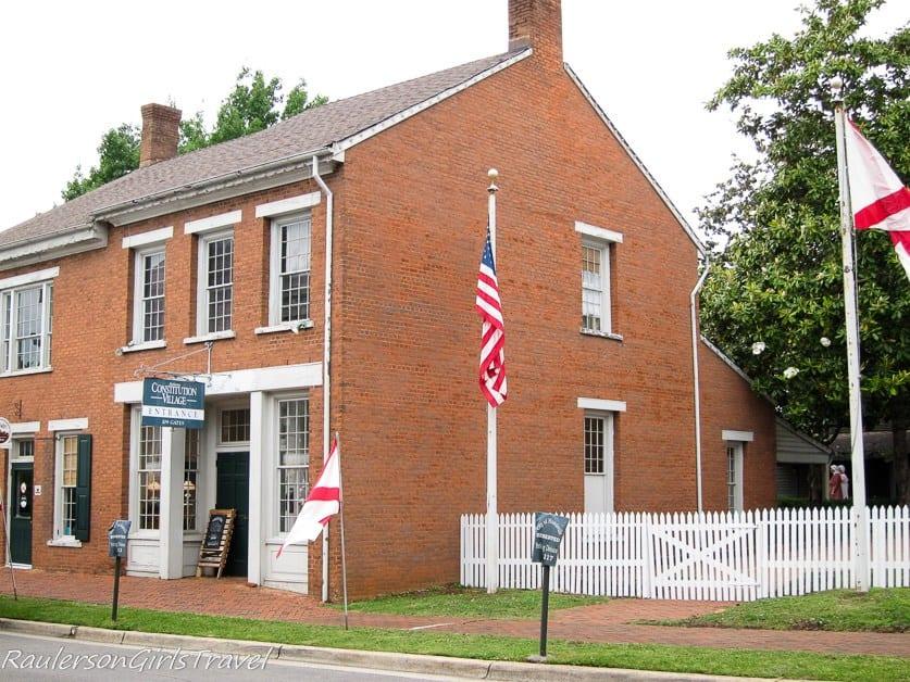 Alabama Constitution Village