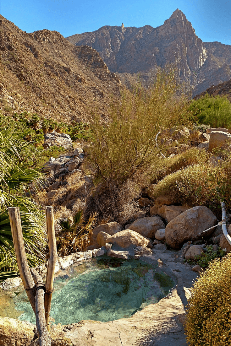 Soaking in Guadalope Canyon's Secret Springs