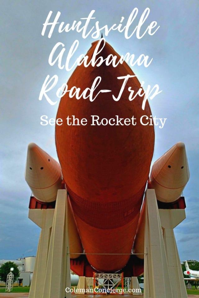 Huntsville Rocket