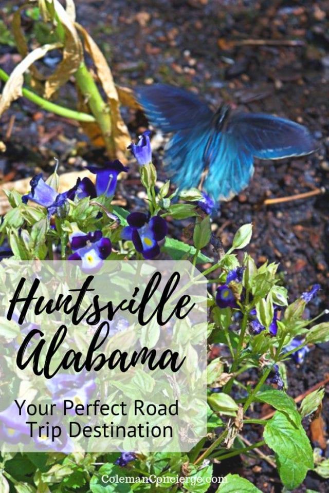Huntsville Alabama Botanical Gardens