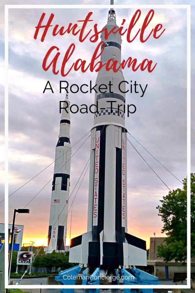 Rocket Huntsville Alabama