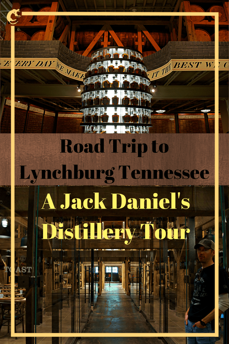 A Jack Daniel's Distillery Tour Pin3