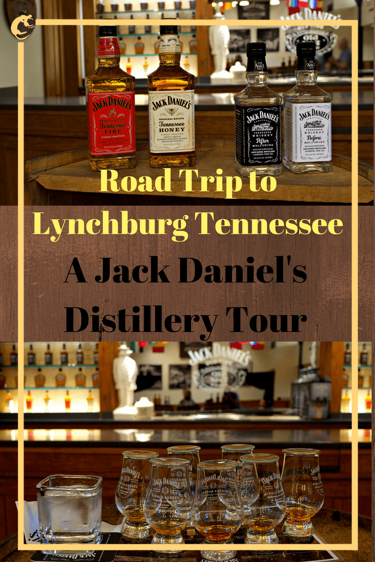 A Jack Daniel's Distillery Tour Pin