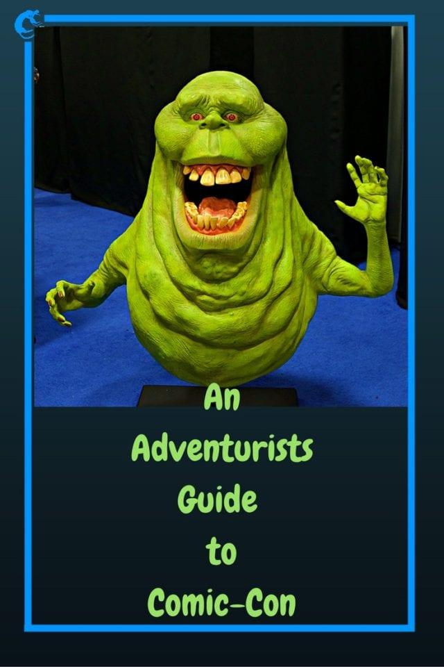 Adventurists Guide to Comic-Con