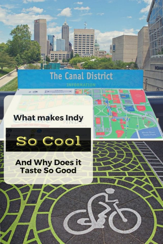What Makes Indy Cool and Why Does it Taste so Good?