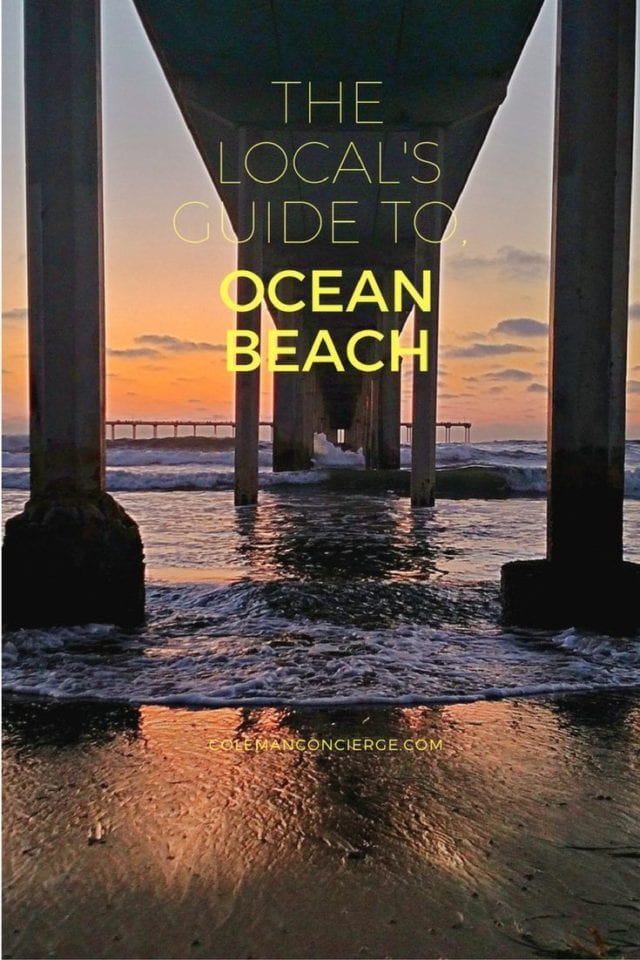 Local's Guide to Ocean Beach California