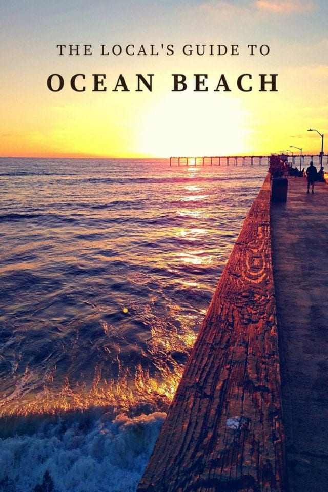 Guide To Ocean Beach California