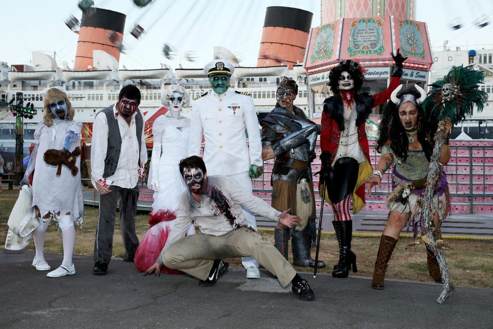 Seven Reasons to Visit Dark Harbor, Besides Being Scary AF