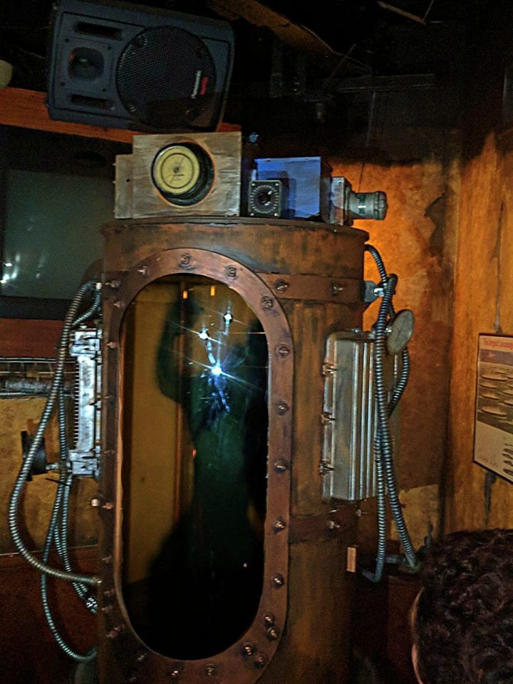 Queen Mary Engine Room: Queen Mary's Ghosts And Legends Tour Reincarnated