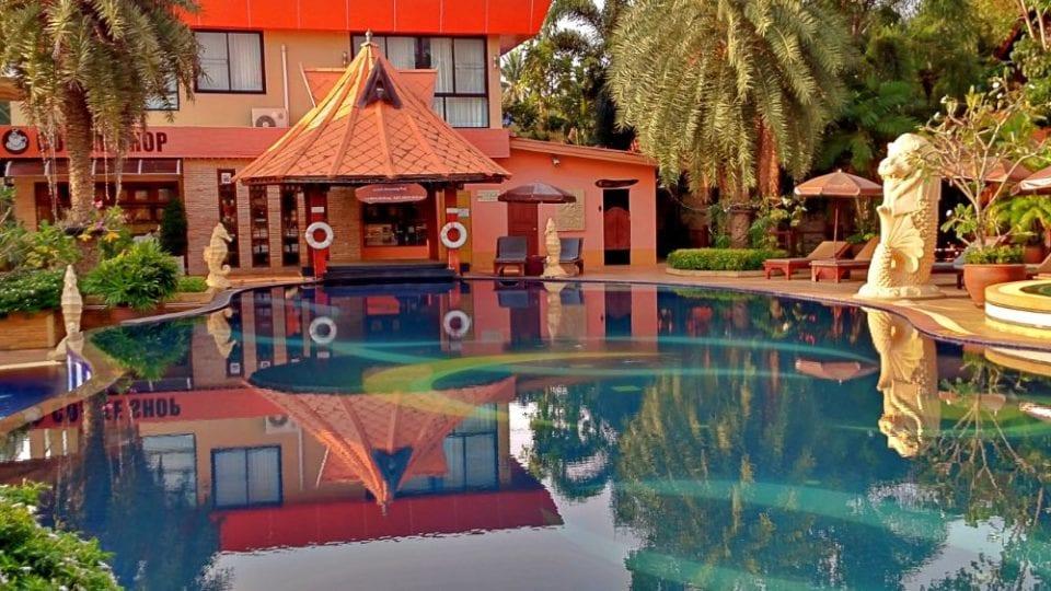 Baan Grood Arcadia Hotel