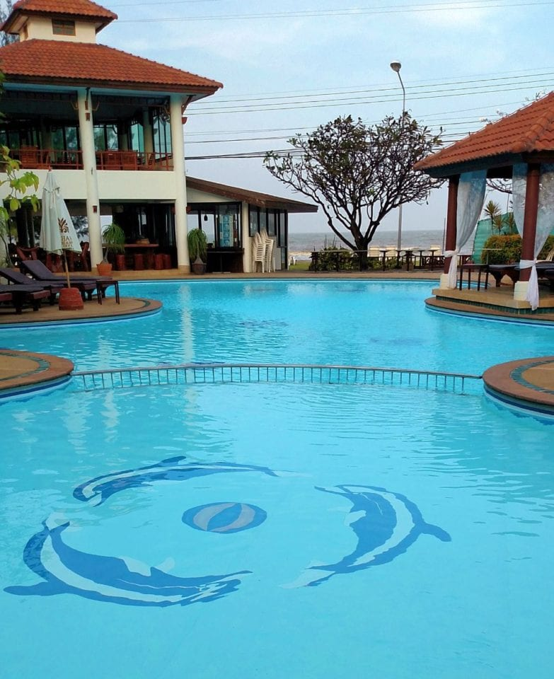 Pool Anchana Resort and Spa