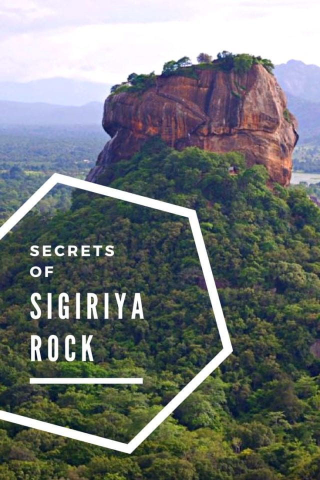 SECRETS OF SIGIRIYA ROCK_ HOLY TEMPLE OR PLEASURE PALACE?