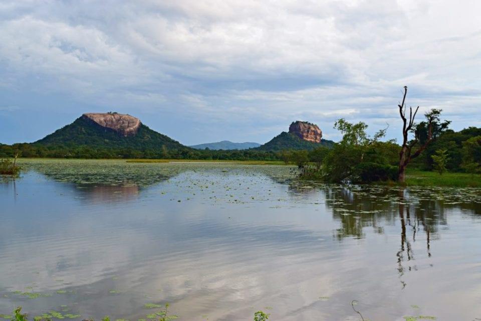 Pidurangala Rock by Jenn Coleman