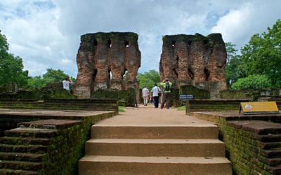 The Rise and Fall of Polonnaruwa: A Curious Case for Climate Change