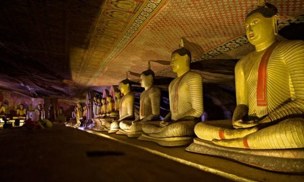 Ten things you need to know before visiting Dambulla Cave Temples