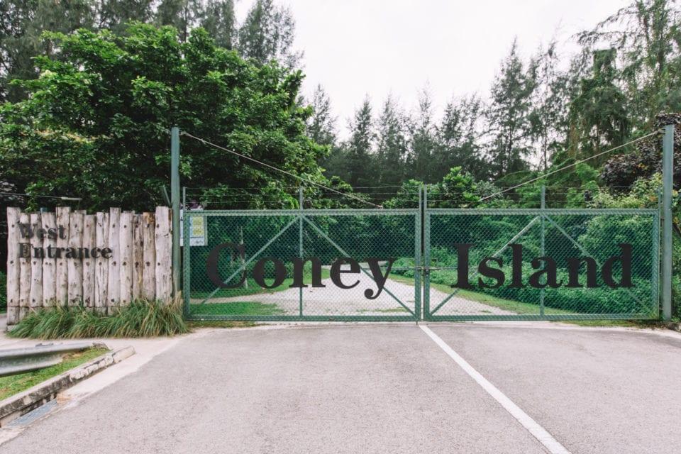 Coney Island Park Singapore