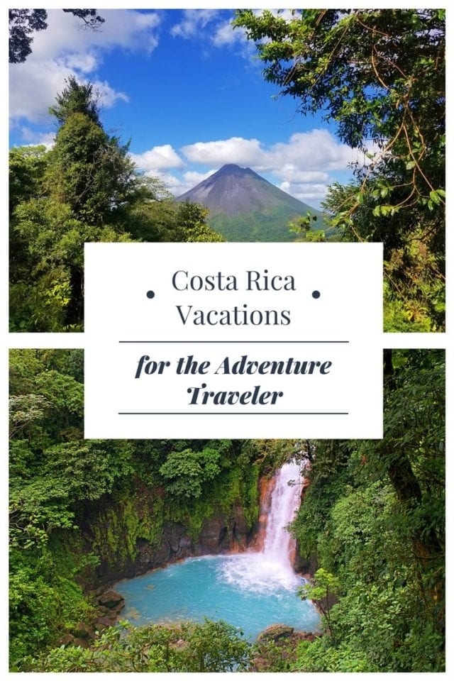 Is outdoor adventure your thing? A Costa Rica Vacation will get you outside with your heart pumping! Click pin to see why Costa Rica is the place to get your adventure on! #Adventure #CostaRica #CostaRicaVacations