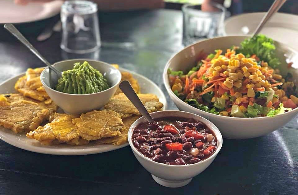 Authentic Costa Rican Food via Sandra Kim