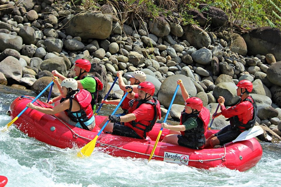 Sarapiqui River Whitewater Rafting