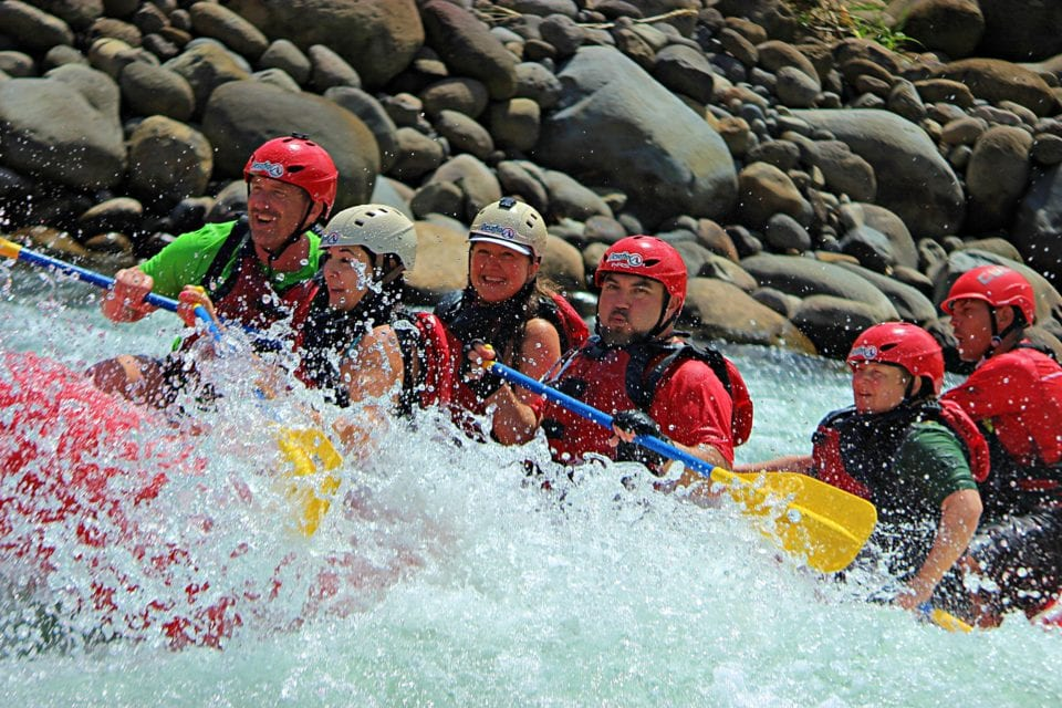 River Rafting - Sarapiqui Jungle Run