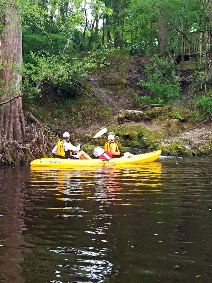 On the Suwannee River