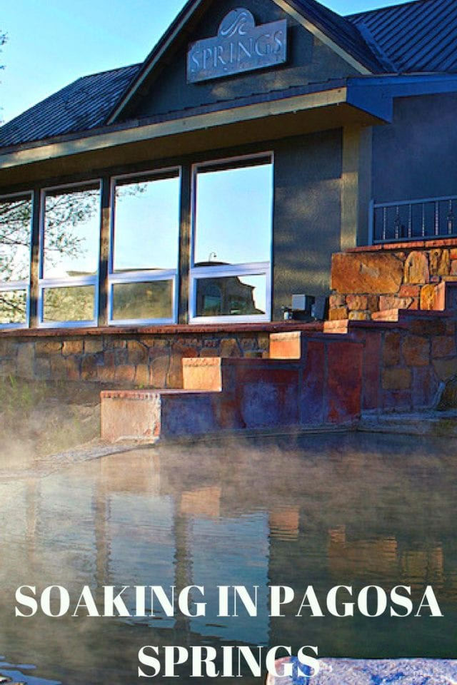 Pagosa Springs is the worlds deepest geothermal hot springs and our potential future home.