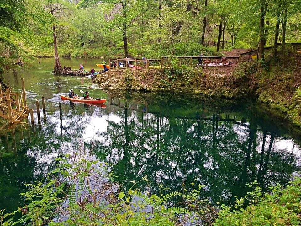 Spring Head at Madison Blue Springs
