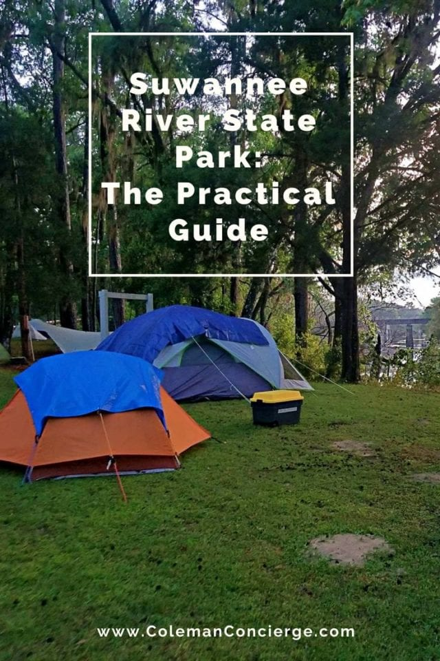 Suwannee River State Park-The Practical Guide