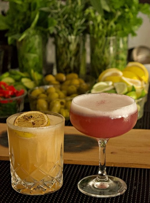 These are the perfect cocktails for a romantic dinner date