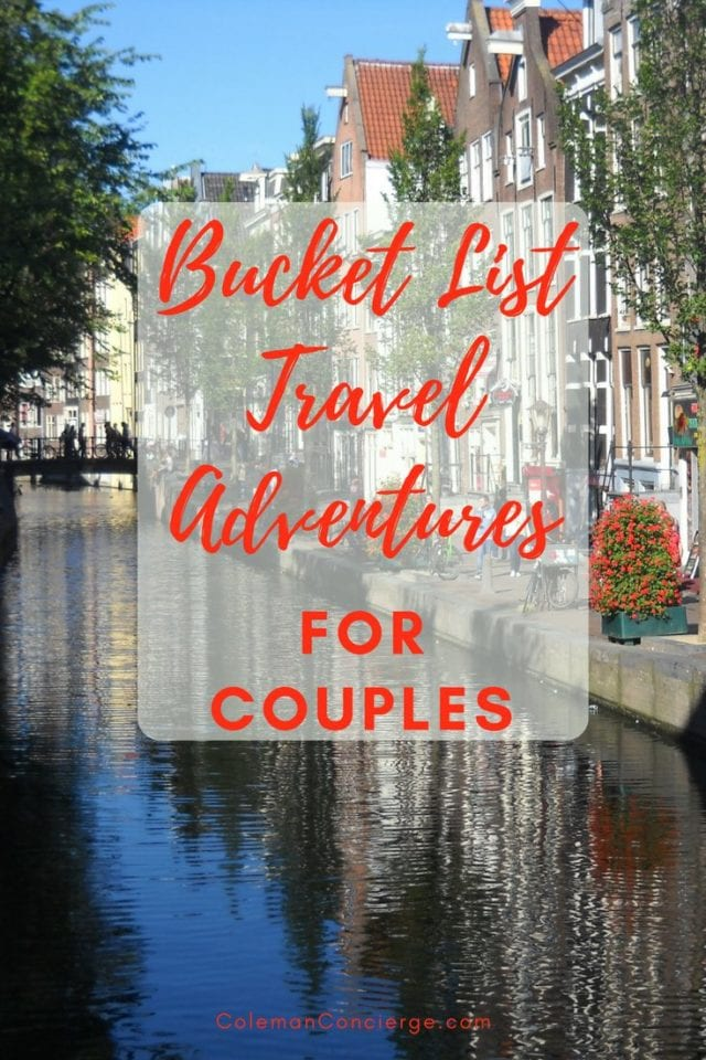 We are always dreaming of adventures we can experience together. Getaways near and far we can share. Come explore with us the bucket list adventures for couples we are dreaming of this summer. #BucketList #CouplesTravel #Adventures #CouplesGetaways