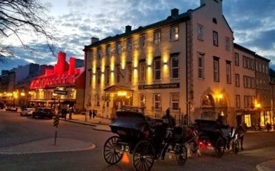 Quebec City Getaway – Recipe for Spring Romance