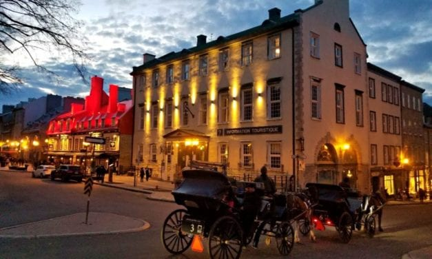 Quebec City Getaway – Recipe for Spring Romance