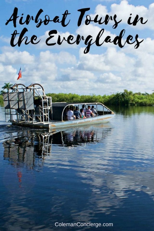 Looking to experience something wild, wonderful, and uniquely Florida? Everglades Holiday Park worked hard to educate their visitors on, not only the beauty of the swamp but also the dangers that it faces. Between alligators and airboat rides, you will get your thrill on. #Everglades #Florida #AirboatTour #FortLauderdale